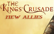 The King's Crusade: New Allies DLC Badge