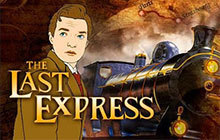 The Last Express Gold Edition Badge