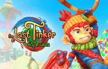 The Last Tinker: City of Colors Badge