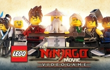 The LEGO® NINJAGO® Movie Video Game Badge