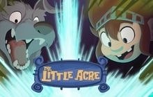 The Little Acre Badge