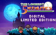 The Longest Five Minutes Digital Limited Edition Badge