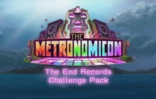 The Metronomicon – The End Records Challenge Pack Badge