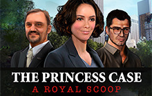 The Princess Case - A Royal Scoop Badge