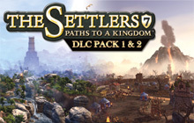 The Settlers 7: Paths to a Kingdom DLC Set 1 + 2 Badge