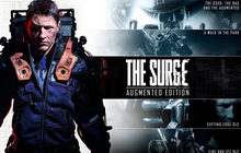 The Surge: Augmented Edition Badge
