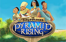 The TimeBuilders - Pyramid Rising Badge