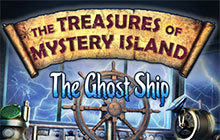 The Treasures of Mystery Island: The Ghost Ship Badge