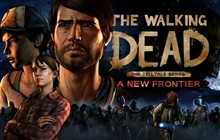 The Walking Dead: A New Frontier Badge
