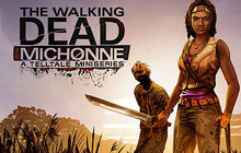 The Walking Dead: Michonne - A Telltale Miniseries Badge
