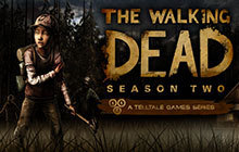 The Walking Dead: Season 2 Badge