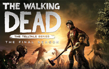 The Walking Dead: The Final Season Badge