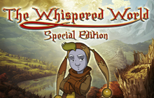 The Whispered World Special Edition Badge