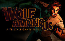 The Wolf Among Us Badge