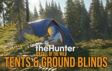 theHunter™: Call of the Wild- Tents & Ground Blinds Badge