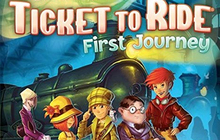 Ticket to Ride: First Journey Badge