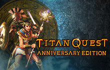 Titan Quest Anniversary Edition Badge