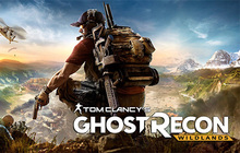 Tom Clancy's Ghost Recon Wildlands Badge