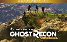 Tom Clancy's Ghost Recon Wildlands - Gold Edition Badge