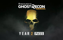 Tom Clancy's Ghost Recon Wildlands - Year 2 Pass Badge