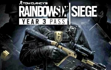 Tom Clancy's Rainbow Six Siege - Year 3 Pass Badge