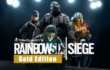 Tom Clancy's Rainbow Six Siege Year 4 - Gold Edition Badge