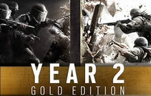 Tom Clancy's Rainbow Six® Siege - Gold Edition Year 2 Badge