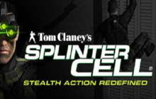 Tom Clancy's Splinter Cell Badge