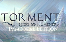 Torment: Tides of Numenera Immortal Edition Badge