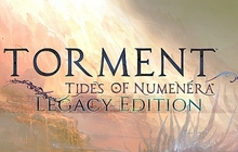 Torment: Tides of Numenera Legacy Edition Badge