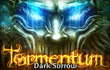 Tormentum - Dark Sorrow Badge