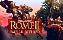 Total War: ROME II - Empire Divided Badge