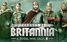 Total War Saga: Thrones of Britannia Badge