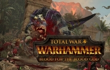 Total War: WARHAMMER - Blood for the Blood God Badge