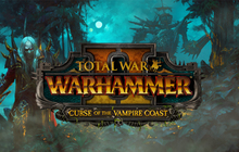 Total War: WARHAMMER II – Curse of the Vampire Coast Badge