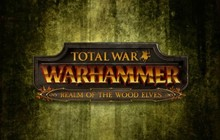 Total War: WARHAMMER - Realm of The Wood Elves Badge