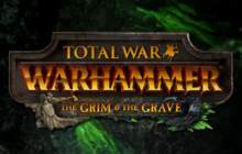 Total War™: WARHAMMER – The Grim & The Grave Badge