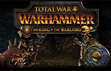 Total War: WARHAMMER - The King and the Warlord Badge