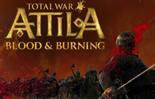 Total War™: ATTILA - Blood and Burning Pack Badge