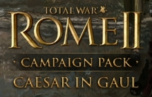 Total War™: ROME II - Caesar in Gaul Campaign Pack Badge