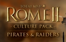 Total War™: ROME II - Pirates and Raiders Culture Pack Badge