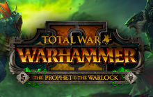 Total War™: WARHAMMER® II – The Prophet & the Warlock Badge