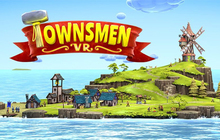 Townsmen VR Badge