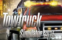 Towtruck Simulator 2015 Badge