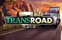 TransRoad: USA Badge