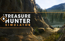 Treasure Hunter Simulator Badge