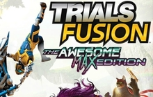 Trials Fusion™ - The Awesome MAX Edition Badge