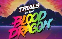 Trials of the Blood Dragon Badge