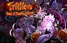 Trillion: God of Destruction Badge