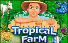 Tropical Farm Badge